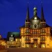 Platz 4 - Rathaus Wernigerode - Fotograf Dr. Herwig Hertel