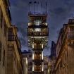 Platz 3 - Elevator de Santa Justa - Fotograf Mirko Gahn