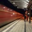 Platz 9 - Bahnsteig 3B - Fotograf Siegfried Mischke